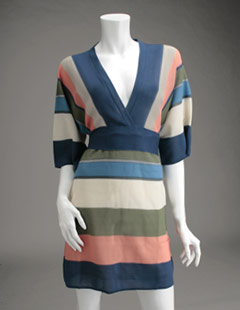 Missoni Stripedress
