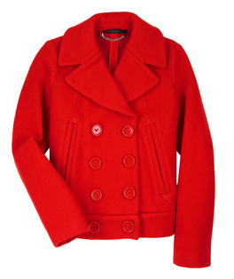 Mj Redpeacoat