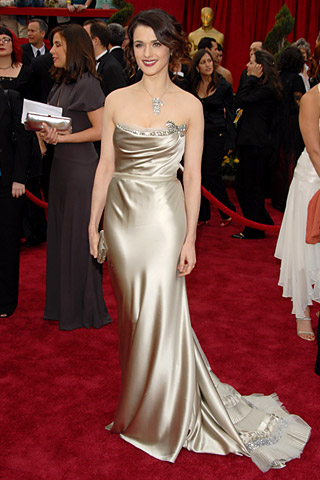 Coquette: Oscars Best Dressed 2007