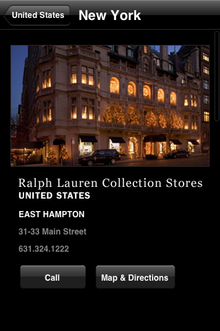 Ralphlauren Iphone Store