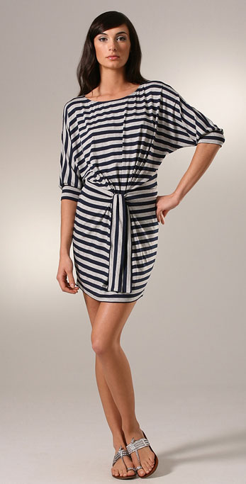 Vince Stripeddress