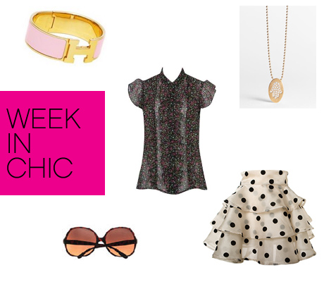 Weekinchic April9