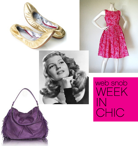 Weekinchic July23
