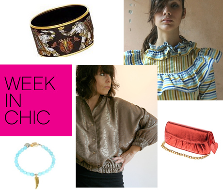 Weekinchic May7